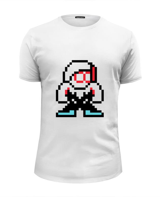 Футболка Wearcraft Premium Slim Fit Printio Джон сина футболка wearcraft premium printio john carter джон картер