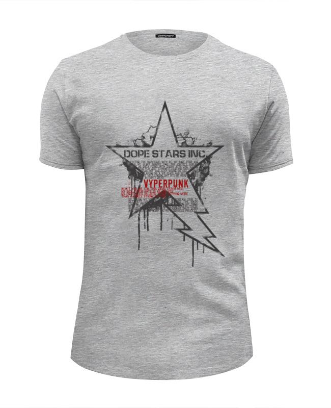 Футболка Wearcraft Premium Slim Fit Printio Dope stars inc. \ vyperpunk футболка для беременных printio dope stars inc vyperpunk