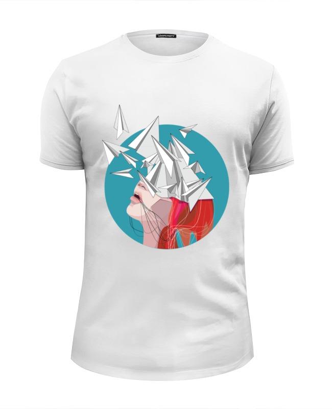 Printio Полет мысли футболка wearcraft premium slim fit printio полет над островом