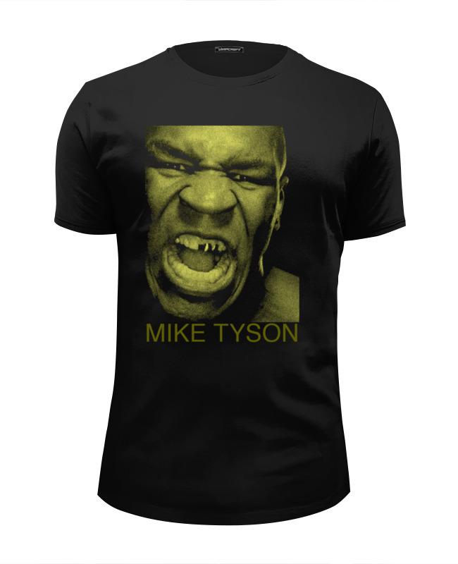 Printio Mike tyson футболка warriors iron mike черный xxl