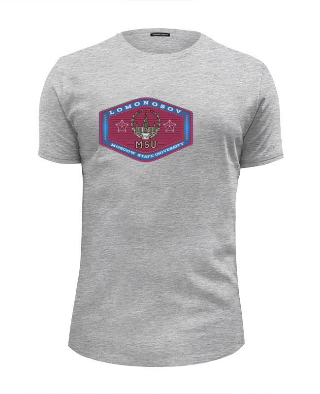 Printio Мгу футболка wearcraft premium slim fit printio мужская мгу