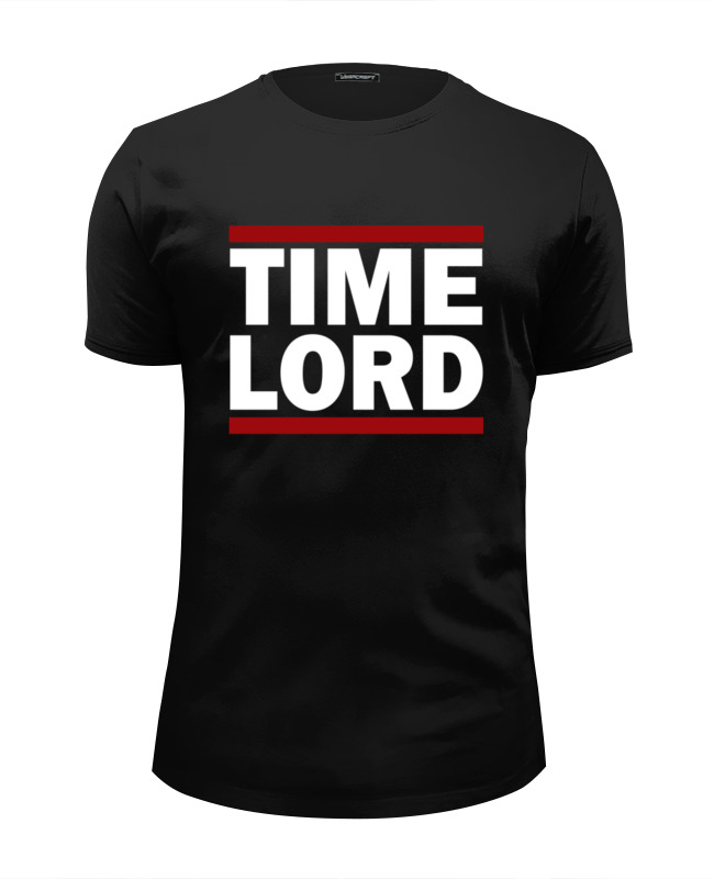 Футболка Wearcraft Premium Slim Fit Printio Time lord футболка wearcraft premium slim fit printio time lord doctor who