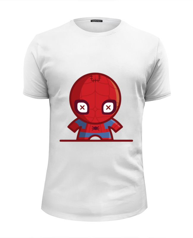 Футболка Wearcraft Premium Slim Fit Printio Человек паук ( spider man ) футболка wearcraft premium slim fit printio spider man