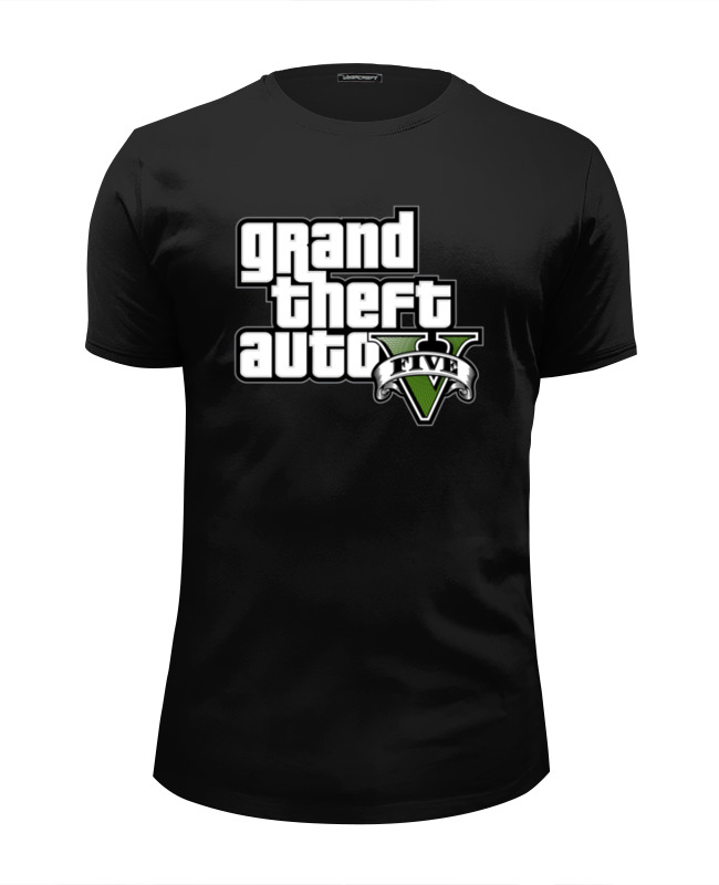 Футболка Wearcraft Premium Slim Fit Printio Gta 5 футболка wearcraft premium slim fit printio gta 5 футболка