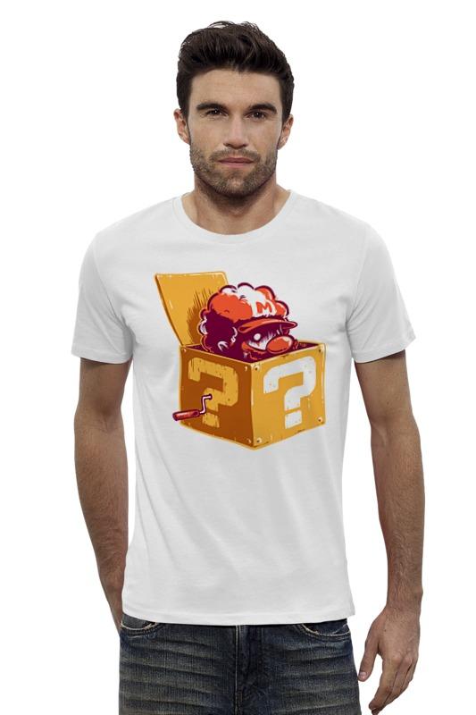 Футболка Wearcraft Premium Slim Fit Printio Марио футболка wearcraft premium slim fit printio кит ричардс