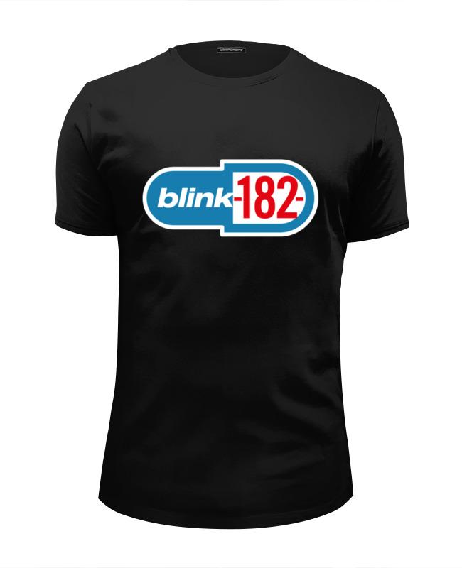 Футболка Wearcraft Premium Slim Fit Printio Blink-182 футболка wearcraft premium printio панк рок кафе