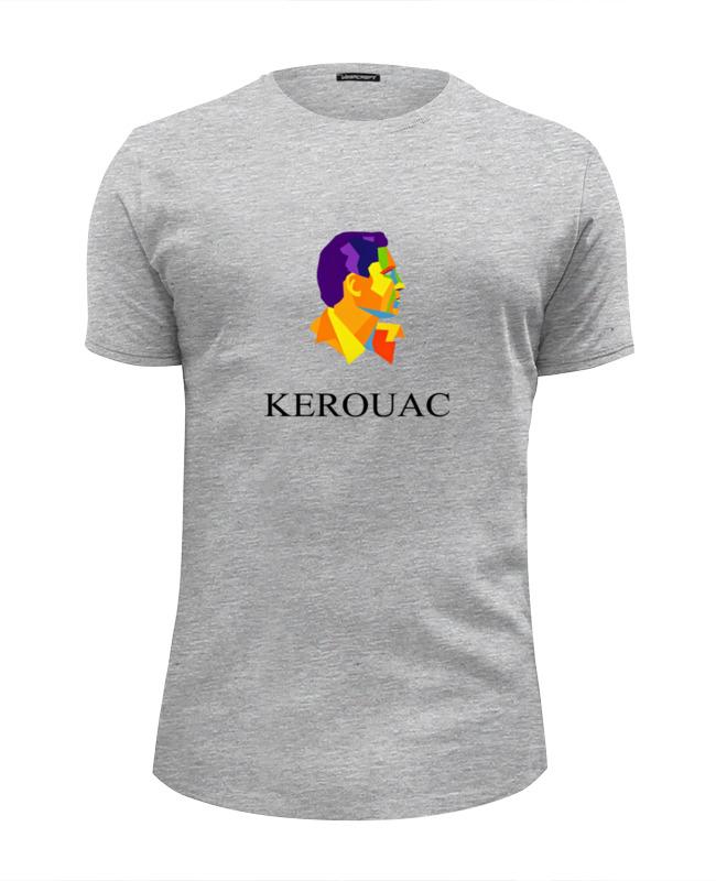 Printio Jack kerouac футболка wearcraft premium slim fit printio jack s