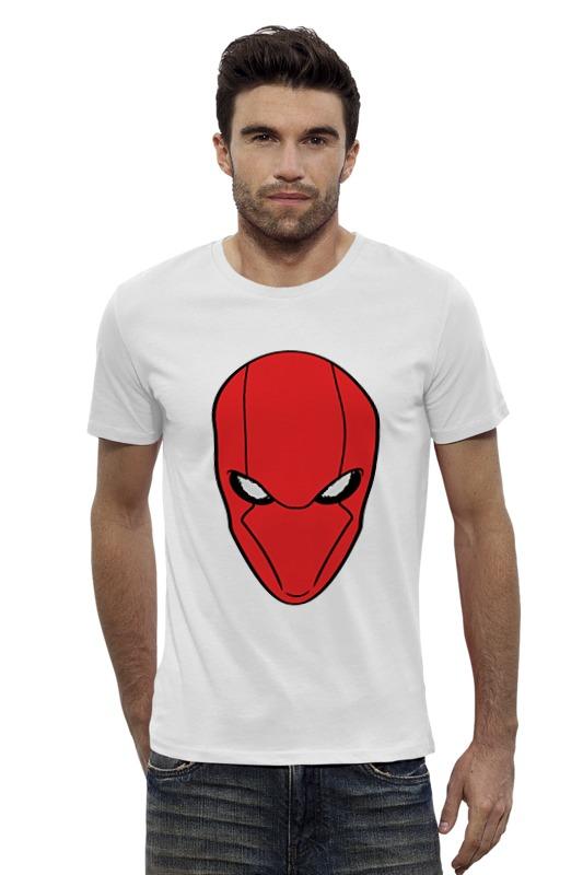 Футболка Wearcraft Premium Slim Fit Printio Красный колпак (red hood) футболка стрэйч printio красный колпак red hood