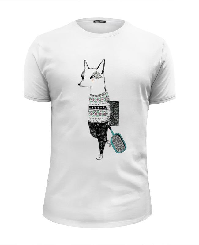 Футболка Wearcraft Premium Slim Fit Printio Хипстер футболка wearcraft premium slim fit printio я не хипстер