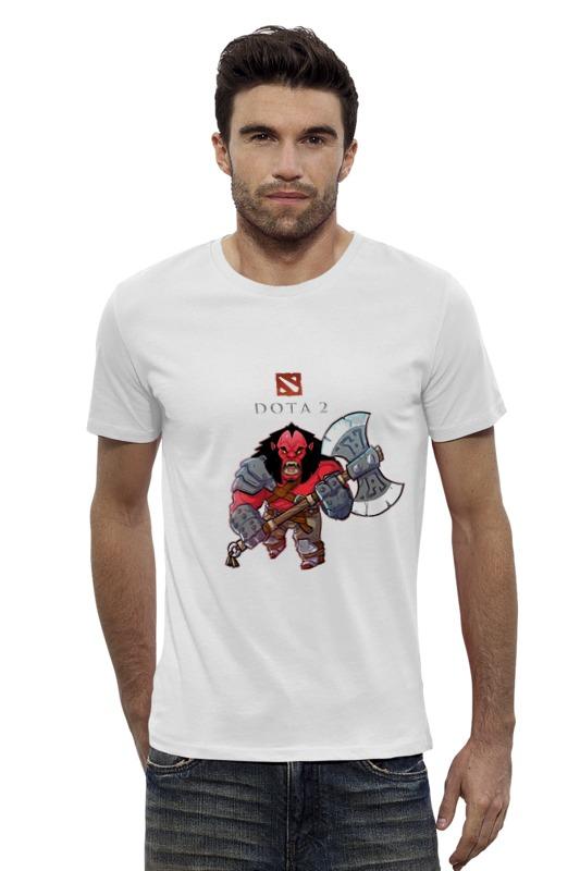 Футболка Wearcraft Premium Slim Fit Printio Дота 2 акс футболка wearcraft premium slim fit printio saints row 2 blak
