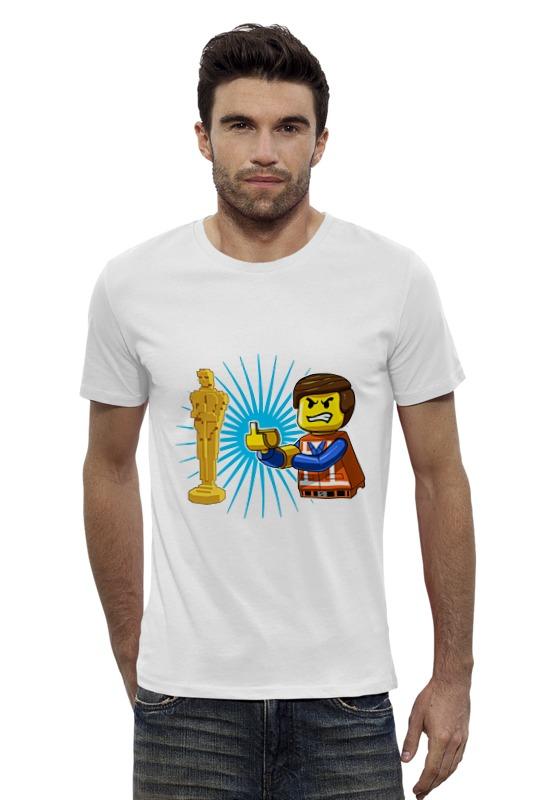Футболка Wearcraft Premium Slim Fit Printio Оскар лего футболка wearcraft premium slim fit printio мстители лего