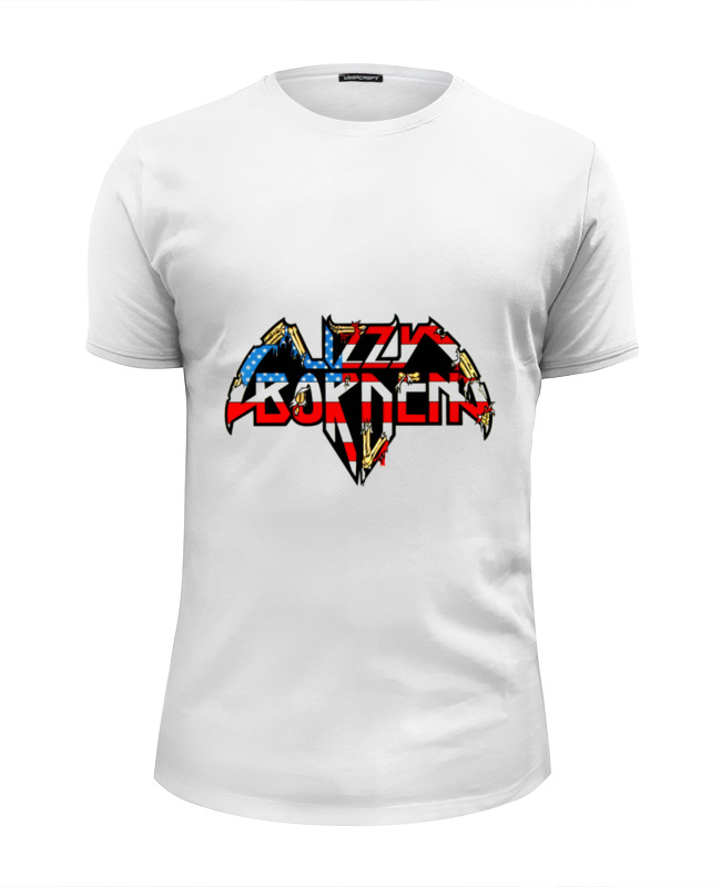 Футболка Wearcraft Premium Slim Fit Printio Lizzy borden футболка wearcraft premium slim fit printio lizzy borden