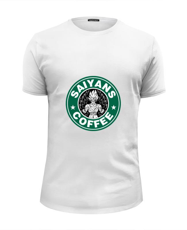 Printio Супер сайян (жемчуг дракона) футболка wearcraft premium slim fit printio супер малыш