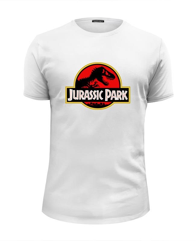 Фото - Футболка Wearcraft Premium Slim Fit Printio Jurassic park / парк юрского периода конструктор nd play автомобильный парк 265 608