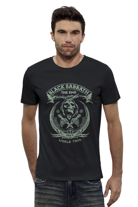 Футболка Wearcraft Premium Slim Fit Printio black sabbath футболка wearcraft premium slim fit printio ussr 1968