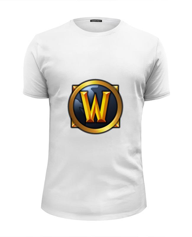 Футболка Wearcraft Premium Slim Fit Printio World of warcraft футболка wearcraft premium slim fit printio world of warcraft орда