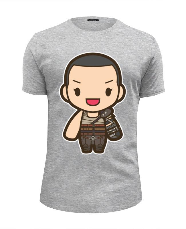 Printio Furiosa (безумный макс) футболка wearcraft premium slim fit printio постапокалиптический