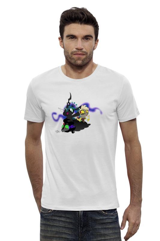 Футболка Wearcraft Premium Slim Fit Printio Evil so cute