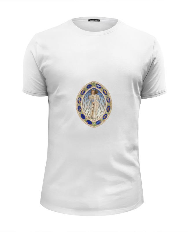 Футболка Wearcraft Premium Slim Fit Printio Сакральная анатомия футболка классическая printio сакральная анатомия