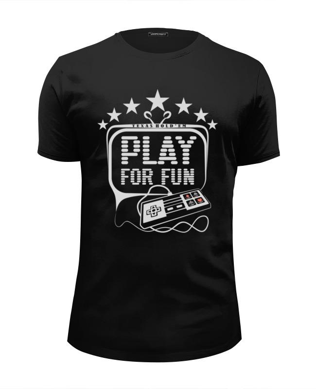 Printio Покер футболка wearcraft premium slim fit printio покер poker