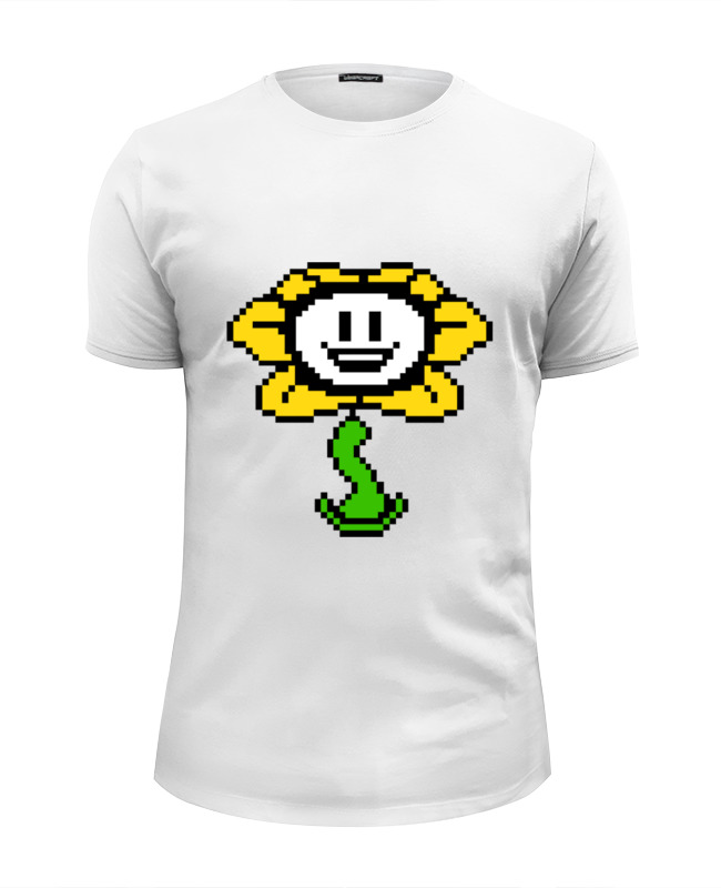 Фото - Printio Флауи (undertale) футболка wearcraft premium slim fit printio флауи undertale