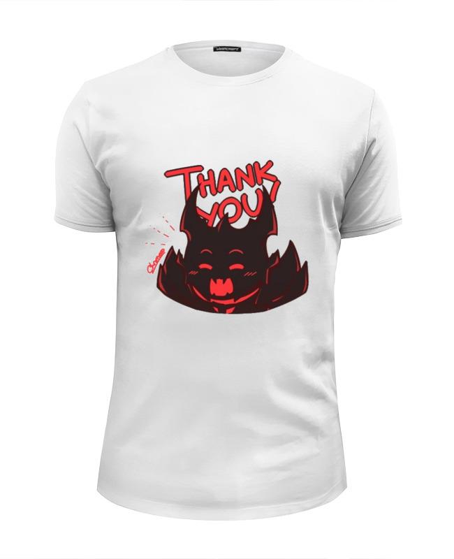 Футболка Wearcraft Premium Slim Fit Printio Dota 2 sf thank you детская футболка классическая унисекс printio dota 2 sf thank you