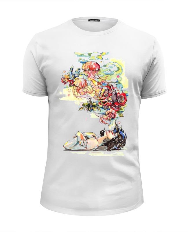 Футболка Wearcraft Premium Slim Fit Printio Сон футболка wearcraft premium printio сон