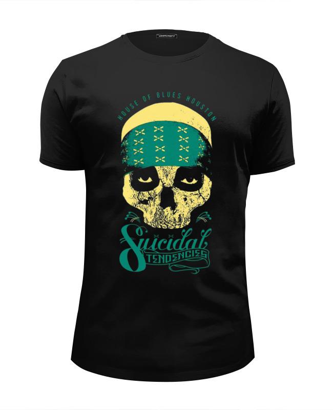 Футболка Wearcraft Premium Slim Fit Printio Suicidal tendencies band футболка wearcraft premium slim fit printio in quest band