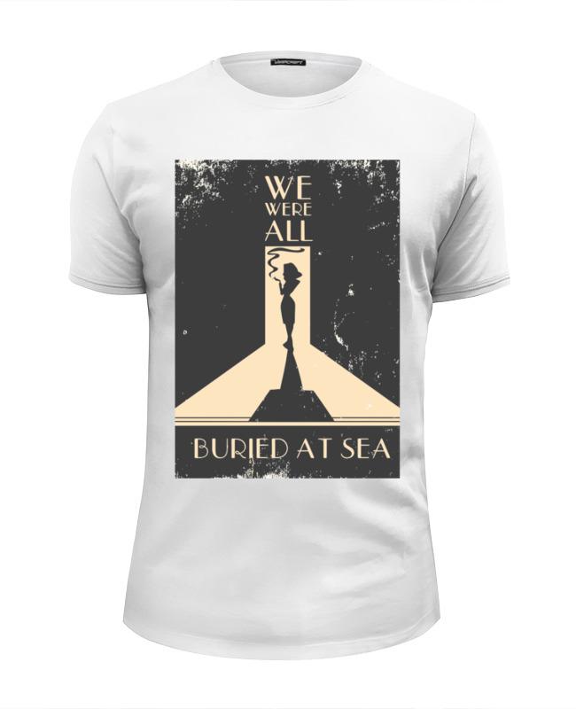 Футболка Wearcraft Premium Slim Fit Printio Buried at sea футболка wearcraft premium slim fit printio buried at sea