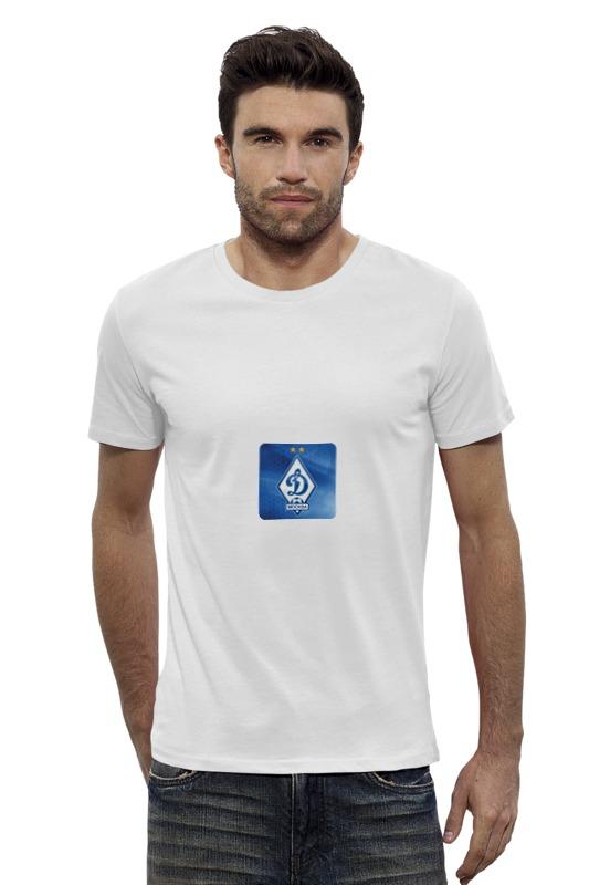 Футболка Wearcraft Premium Slim Fit Printio Фк динамо москва 2 футболка классическая printio фк динамо москва
