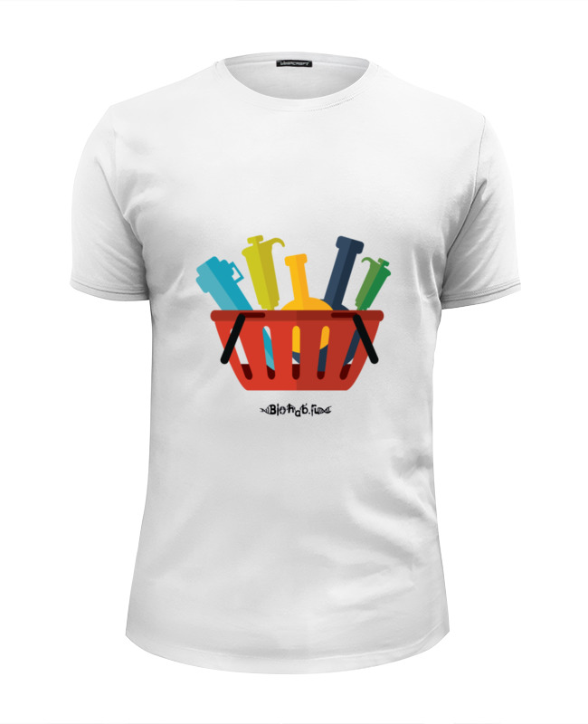 Printio Корзинка лаборанта детская футболка классическая унисекс printio корзинка лаборанта