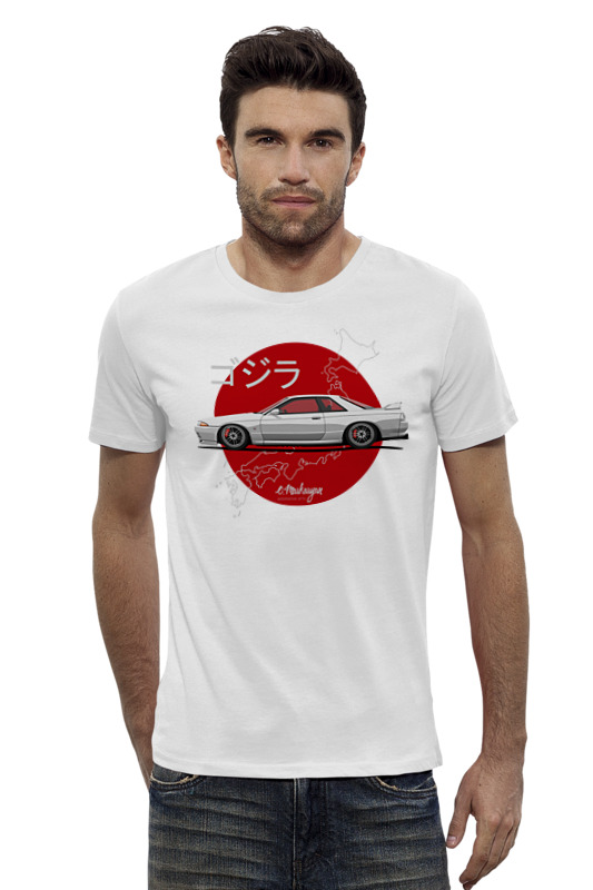 Футболка Wearcraft Premium Slim Fit Printio Nissan skyline r32 gt-r футболка wearcraft premium slim fit printio nissan skyline r34