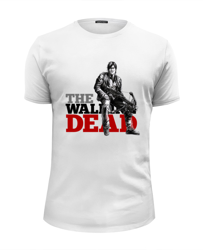 Футболка Wearcraft Premium Slim Fit Printio The walking dead футболка wearcraft premium printio the walking dead