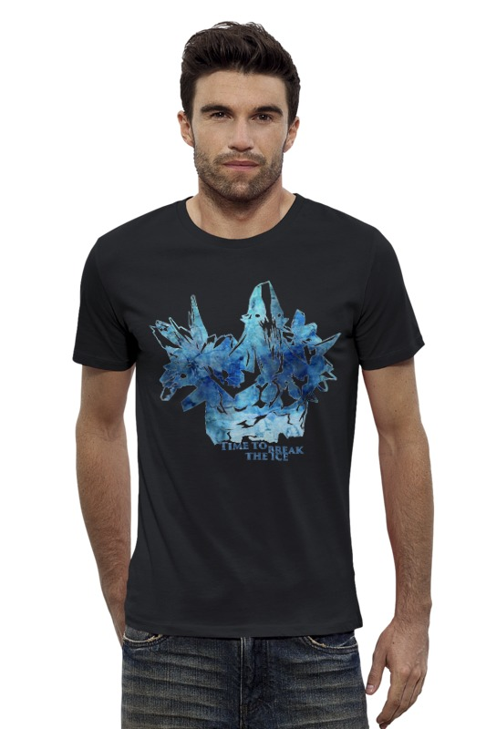 Футболка Wearcraft Premium Slim Fit Printio Dota 2 ancient apparation (with text) футболка wearcraft premium slim fit printio dota 2 beastmaster with text