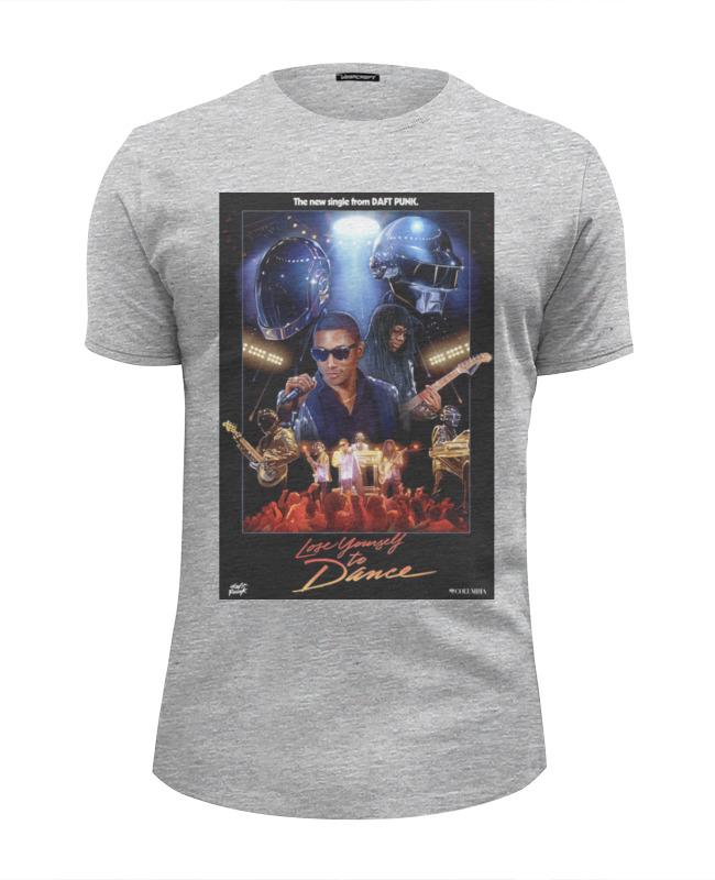 Printio Daft punk - lose youself to dance футболка wearcraft premium slim fit printio daft punk random access memories