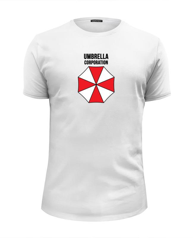Футболка Wearcraft Premium Slim Fit Printio Umbrella