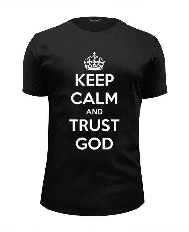 Printio Keep calm футболка wearcraft premium printio keep calm and trust me woman yellow