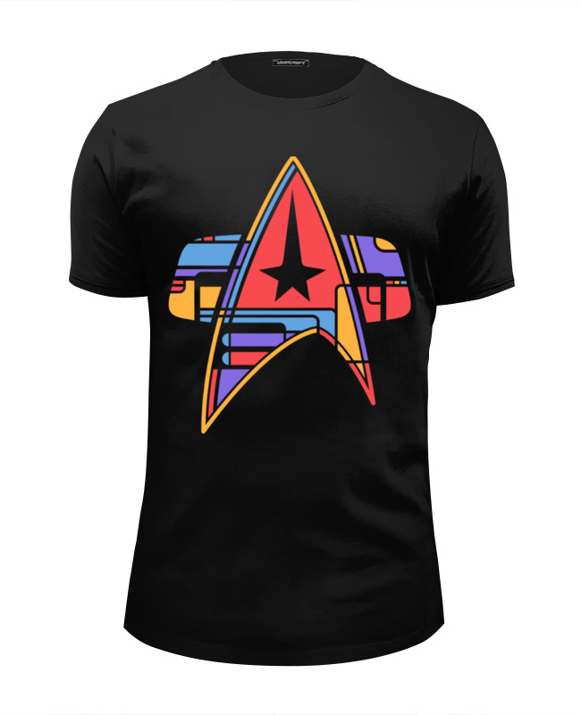 Printio Star trek футболка wearcraft premium slim fit printio converse all star