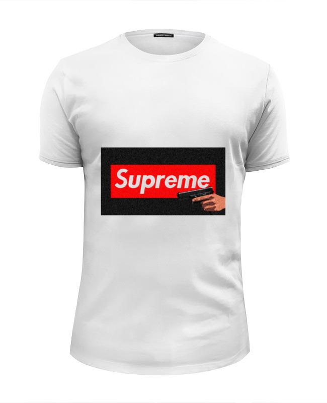 Футболка Wearcraft Premium Slim Fit Printio Supreme футболка wearcraft premium printio supreme