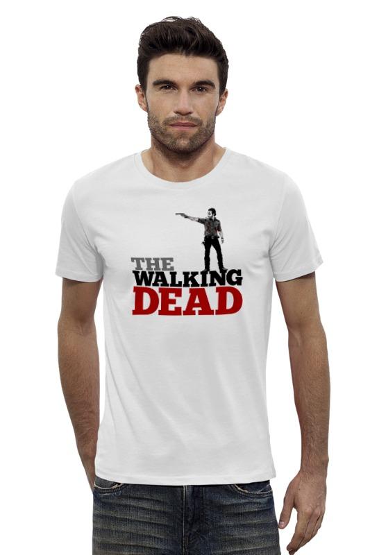 Футболка Wearcraft Premium Slim Fit Printio The walking dead футболка wearcraft premium slim fit printio the black keys