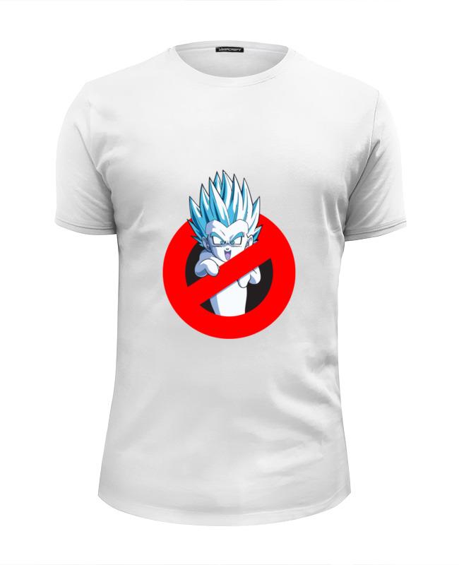 Футболка Wearcraft Premium Slim Fit Printio Готен (жемчуг дракона) футболка wearcraft premium slim fit printio дух дракона