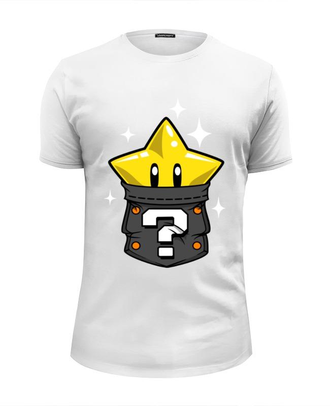 Фото - Printio Звезда из марио футболка wearcraft premium slim fit printio звезда