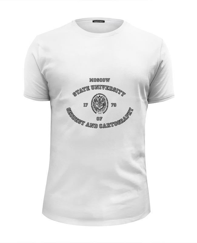 Printio Мужская миигаик футболка wearcraft premium slim fit printio мужская финансовый университет