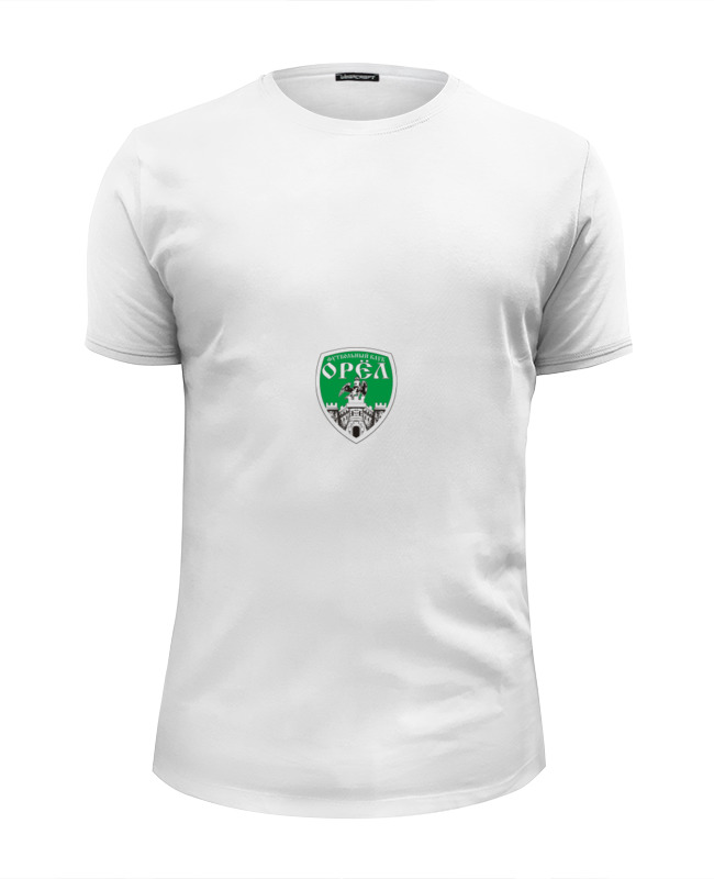 Printio Фк орел футболка wearcraft premium slim fit printio фк ростов