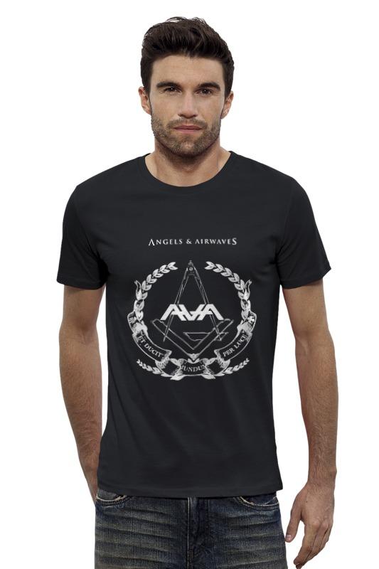 Футболка Wearcraft Premium Slim Fit Printio Angels and airwaves freemason футболка wearcraft premium slim fit printio city of angels 30 seconds to mars
