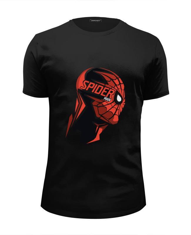 Футболка Wearcraft Premium Slim Fit Printio Человек паук ( spider man ) футболка wearcraft premium slim fit printio человек паук spider man