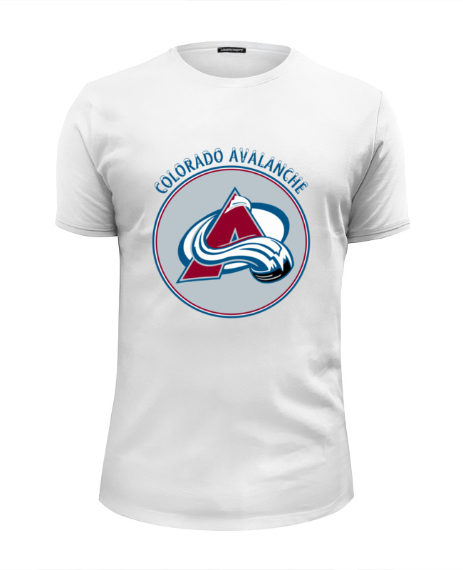 Футболка Wearcraft Premium Slim Fit Printio Colorado avalanche футболка wearcraft premium slim fit printio colorado avalanche