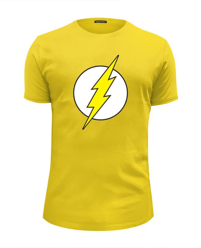 Футболка Wearcraft Premium Slim Fit Printio Шелдона купер - flash футболка wearcraft premium slim fit printio flash футболка шелдона