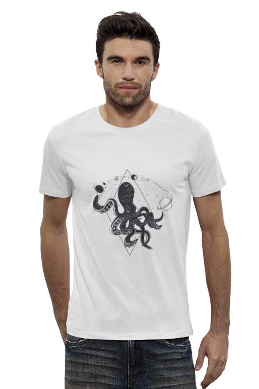 Футболка Wearcraft Premium Slim Fit Printio Скриптонит осьминог осьминог снек дешево москва