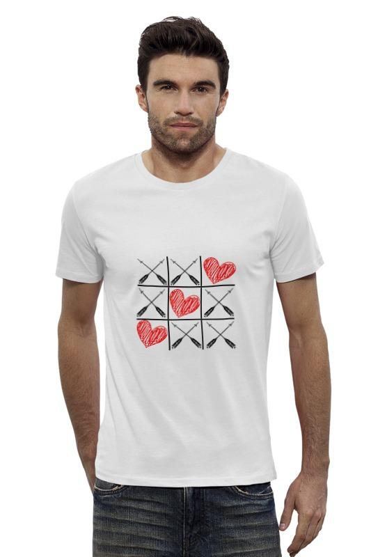 Футболка Wearcraft Premium Slim Fit Printio Любовь (love) игра футболка wearcraft premium slim fit printio saints row игра профессор генки